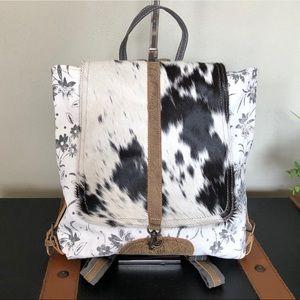 Handbags - Myra Bloom Bleach Backpack Bag Purse NWT